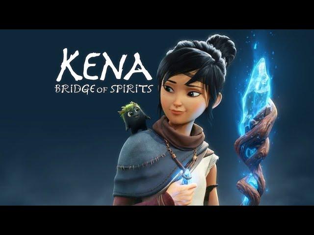 Kena Bridge of Spirits - Live em 4K60 - PlayStation 5