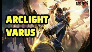 ARCLIGHT VARUS SKIN SPOTLIGHT - LEAGUE OF LEGENDS