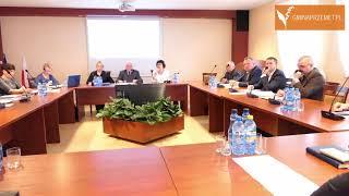 Wójt gminy o wymianie gruntów pomiędzy parafią Kaszczor, a gminą Przemęt