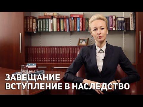 видео: Завещание Вступление в наследство