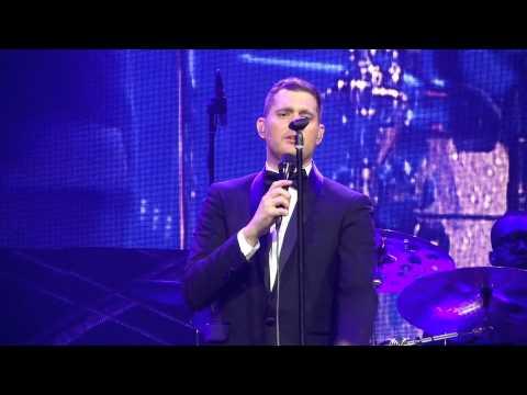 Michael Buble Ottawa 7/2/2014 - CLOSE YOUR EYES
