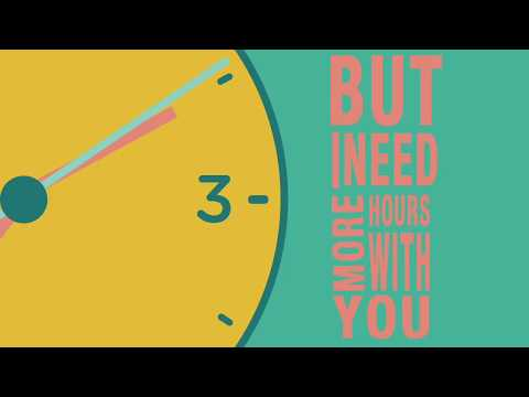 Girls Like You - Maroon 5 - Motion Graphic Lyric Video