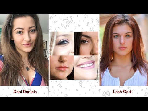 Guess American Actress From Their Face || Adult Film Actress