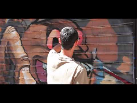 KLARK : GRAFFITI @ HIP HOP SHOP (ATHENS - GREECE)