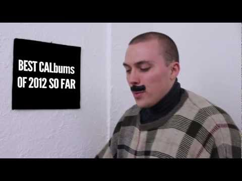 Cal's Favorite Music of 2012 (So Far)