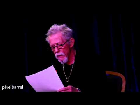 Sir John Hurt reads Peter Capaldi's Anti War Speech from Zygon Inversion
