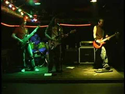 Crashing Down - LIVE @ Bernies