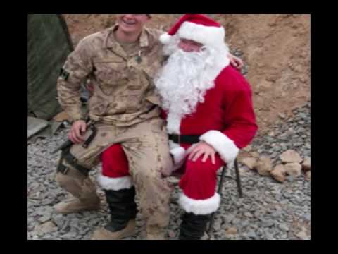 Military Christmas tribute: I'll Be Home For Christmas - YouTube