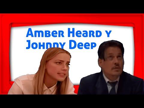 Johnny Depp y Amber Heard - Lenguaje Corporal - Neurolenguajeиз YouTube · Длительность: 13 мин23 с