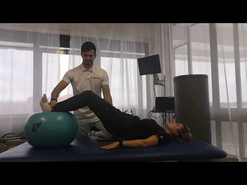Комплекс упражнений для улучшения разгибания колена