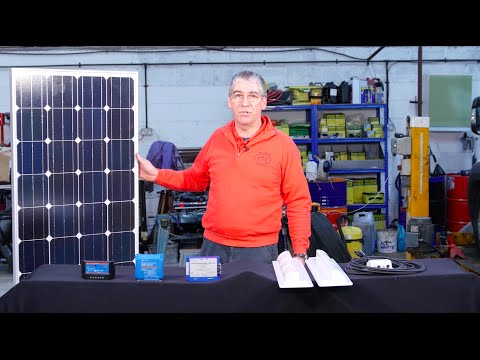Solar panels – expert advice from Practical Motorhome's Diamond Dave