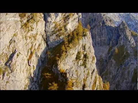 Chill Out Video: Berchtesgadener Alpen (Alps, Germany) [HD]