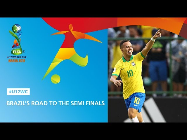 Brazil's Road To The Semi Finals - FIFA U17 World Cup 2019 ™