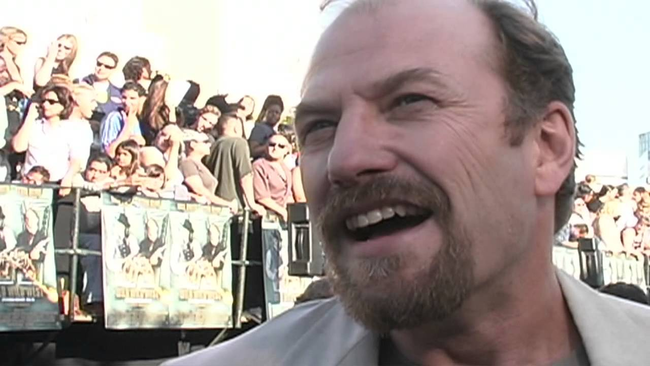 Wild Wild West: Ted Levine Exclusive Interview - YouTube