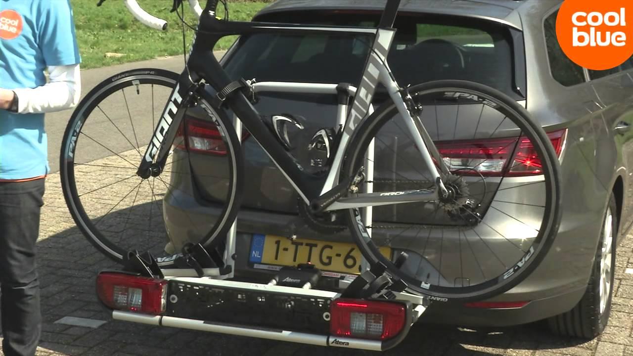 atera strada sport e bike m fietsendrager productvideo nl be youtube. Black Bedroom Furniture Sets. Home Design Ideas