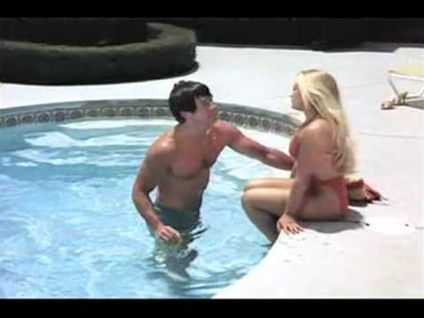 Bobby Gives Lucy Advice and Throws Her Into the Pool