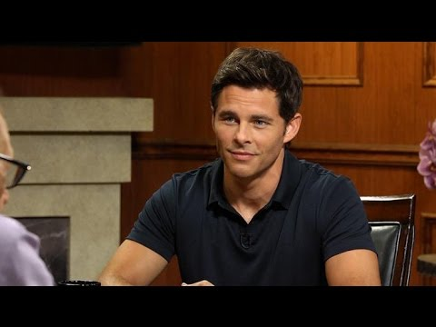 James Marsden gets mistaken for Chris Pine | Larry King Now | Ora.TV