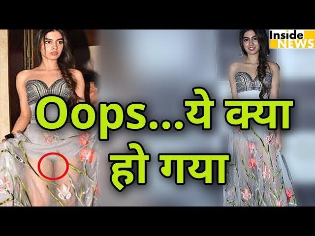 Sridevi ?? ???? Khushi Kapoor ?? Dress ???? ?? ??? ??? ???, ??????