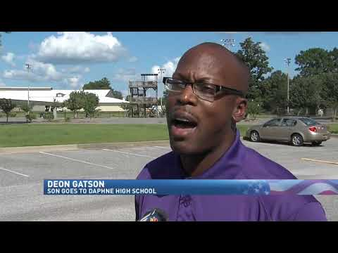 Dan's Football Page - DAPHNE FORFEITS WIN OVER RIVAL SPANISH FORT