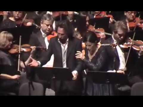 """Fabio Armiliato - MANON LESCAUT -""""Guardate! Pazzo Son""""- Warsaw '09"""