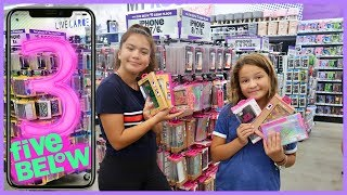 FIVE BELOW 3 iPHONE CASES CHALLENGE | Part #2 | SISTER FOREVER