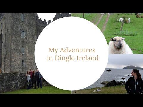 My adventure in Dingle Ireland | Travel vlog