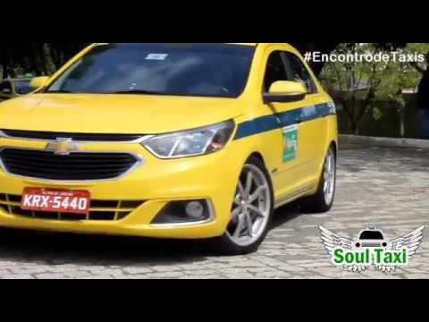 Taxis Tuning/encontro De Taxis Em Aparecida