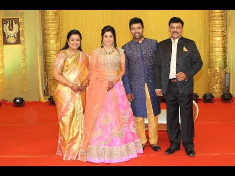 Santhanu - Keerthi Wedding Reception Album | www.newstamil.in