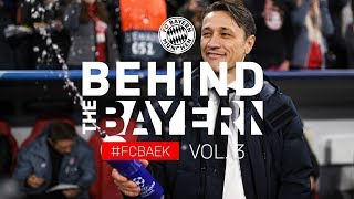 EXCLUSIVE: Champions League vs. AEK Athens 2-0 | Behind the Bayern #3