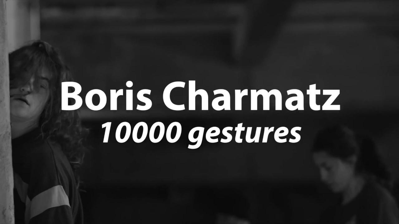Boris Charmatz: 10000 gestures