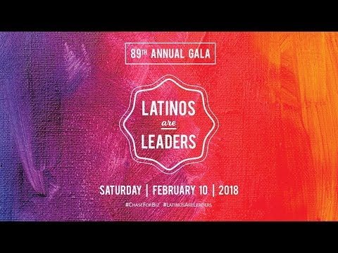San Antonio Hispanic Chamber of Commerce 89th Annual Gala Re