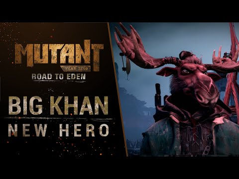 Mutant Year Zero - Introducing: Big Khan