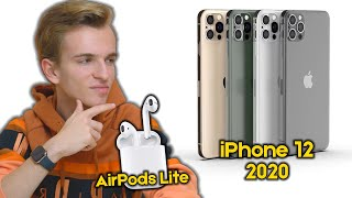 AirPods ECONOMICHE, iPhone 9 PREZZI & iPhone 12 Rumors e LEAKS!