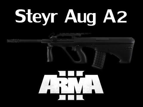 Arma 3 Day :: Mod Steyr Aug A2 Very Beast