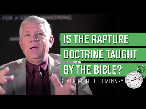 Is the Rapture Doctrine Biblical? (Ben Witherington)