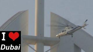 Вертолет взлетает с отеля Парус, Burj Al Arab, Dubai(Вертолет взлетает с отеля Парус, Burj Al Arab, Dubai Подписывайся на новые видео нашего канала https://www.youtube.com/user/DubaiIlov..., 2014-11-08T23:58:32.000Z)