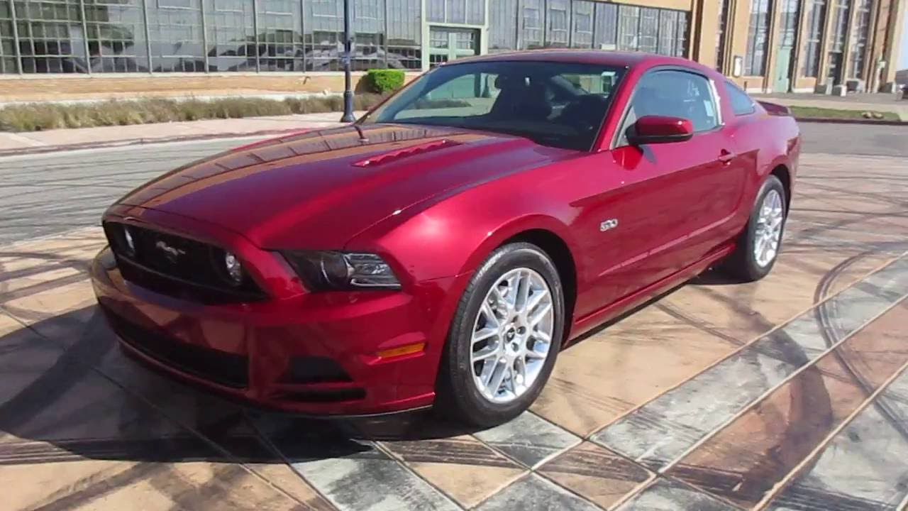 Ford Red Candy Metallic Paint Code