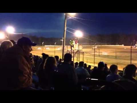 Usmts heat one at west Siloam speedway