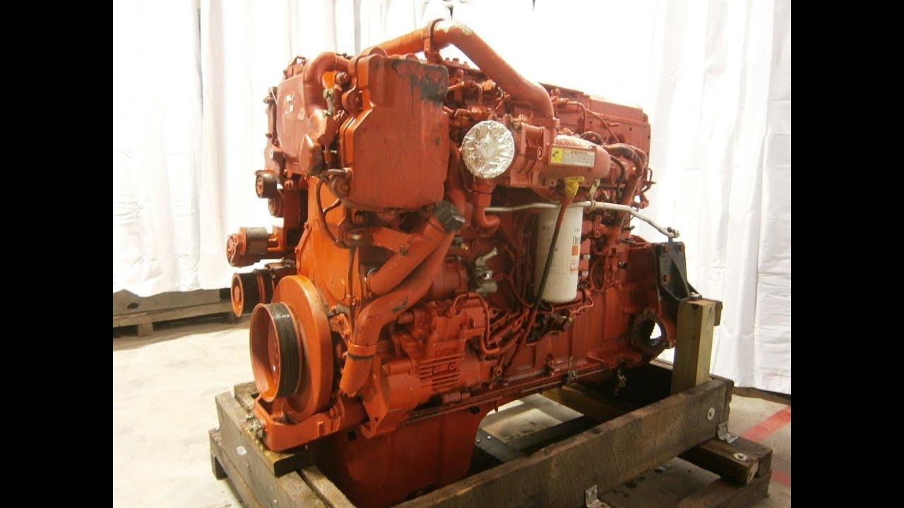 2013 Cummins ISX 450 HP Engine