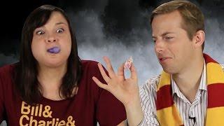 Harry Potter Fans Try Homemade Honeydukes Sweets