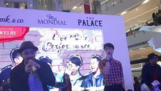 Yovie and Nuno - Tergoda Bidadari (Live at Central Park) 12 Mei 2019