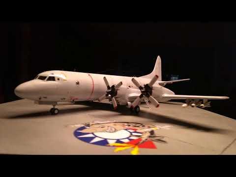 1/72 P-3C Orion 獵戶座反潛巡邏機