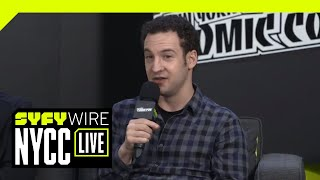 Boy Meets World Cast Reunion | NYCC 2018 | SYFY WIRE