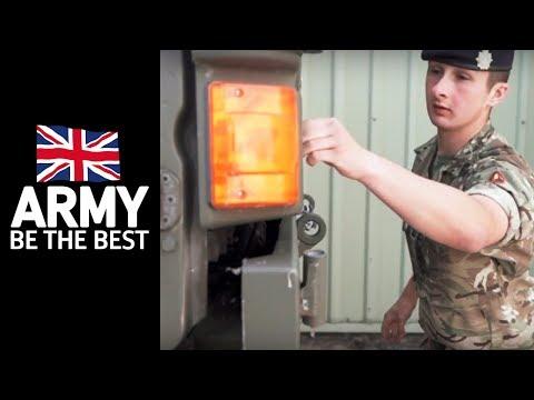 Birmingham: Callum - Local - Army Jobs