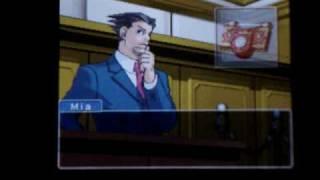 La bataille finale entre Mia et Dalhia Plantule (PW Trial & Tribulations)