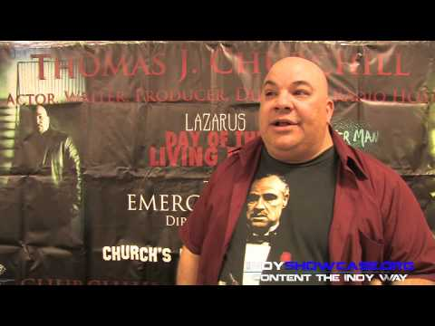 Director Thomas J  Churchill @ San Fernando Valley Comic Book Convention 2 of 2