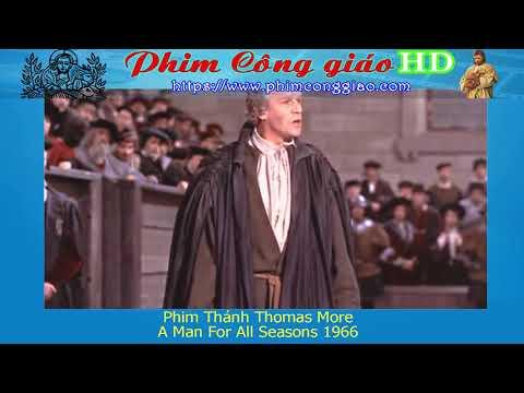 Phim Công Giáo   Phim Thánh Thomas More   A Man For All Seasons 1966