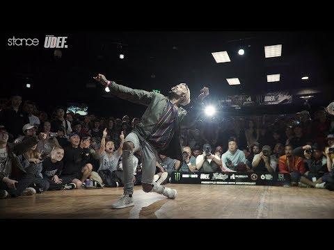 Slim Boogie vs Greenteck [popping finals] ► .stance x FSS 20th ◄ udeftour.org