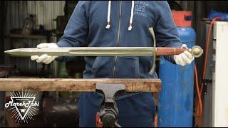 Making Medieval Kingdom Sword