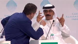 DP World Chairman on Smart Trade, Transport and Logistics Solutions - World Government Summit 2018